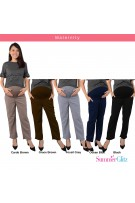 SummerGlitz Maternity Regular Tapered Pants